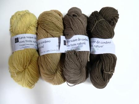 lanas de anna Champeney estudio Textil