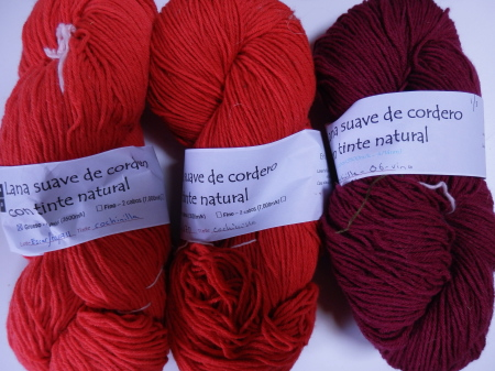 lanas naturales