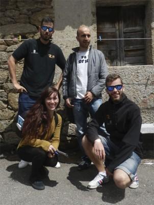 El equipo del Progreso y Fundación TIC 700 pix