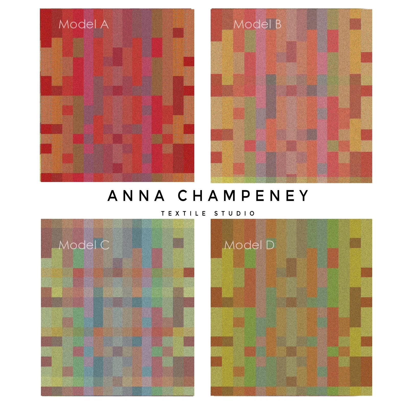 Mantitas de bebe en lana 100% natural por Anna Champeney