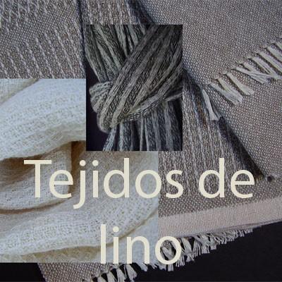 Tej35 tejidos con lino