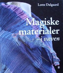 Libro de Lotte Dalgaard sobre el tejido contemporáneo