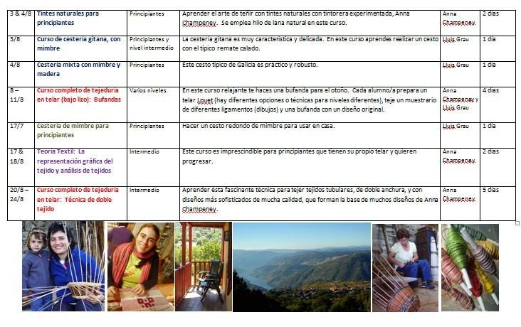 definitive course programme hoja 2