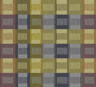grey yellow grey yellow weft