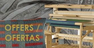 Oferta telares@ TextilesNaturales