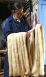 lana preparada en madejas